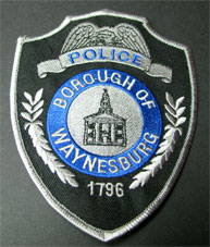 Police Dept. Badge